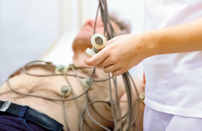 Blutdruck und EKG